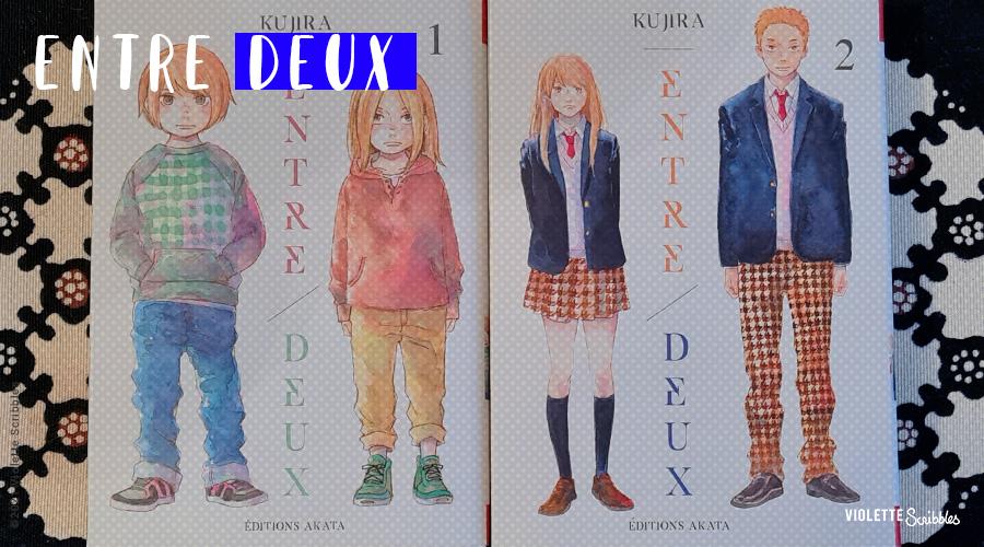 Avis critique Entre deux Kujira josei réaliste sur l'adolescence
