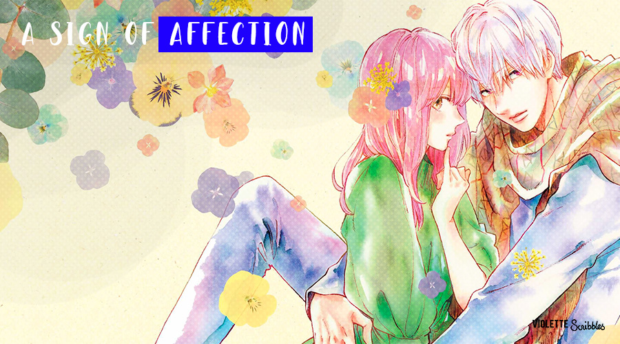 Avis A Sign of Affection Manga