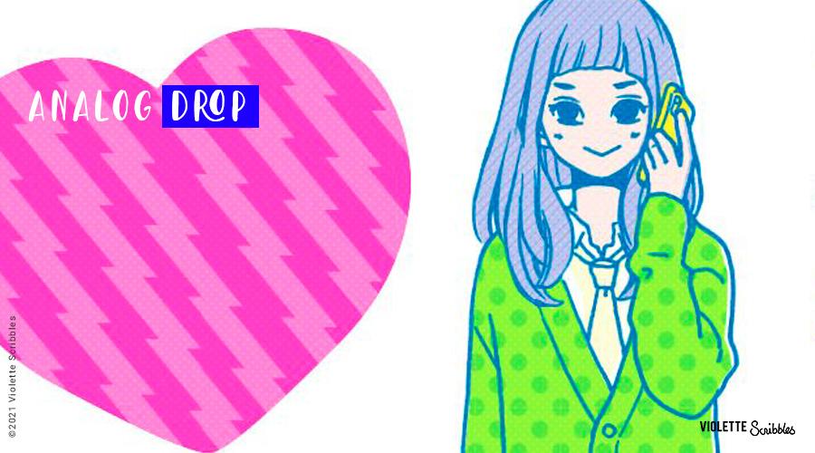 Avis Manga Analog Drop Natsumi AIda